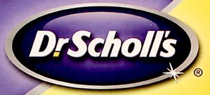 Dr Scholls Color Logo from Foot Massage Slippers Box