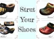 StrutYourShoes.com Kickstarter